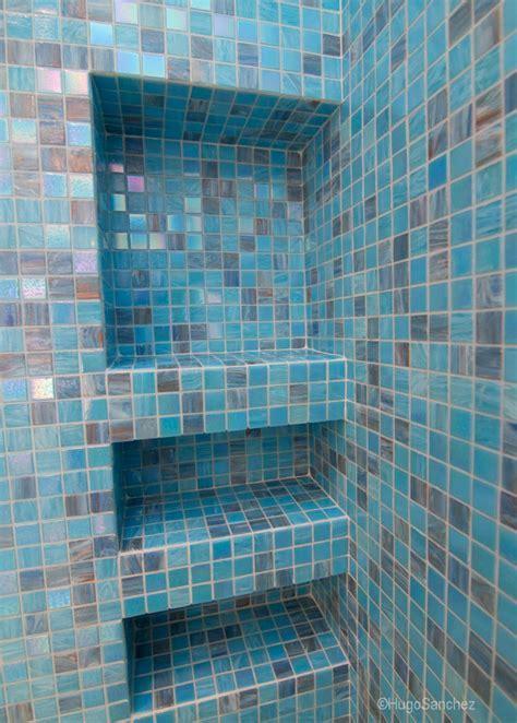 Bisazza's Sophia Blue   Céramiques Hugo Sanchez Inc