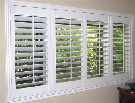 Wooden Window Shutters Interior Window Shutters Plantation Window