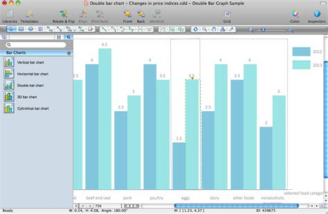 program for drawing graphs bar chart software