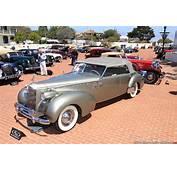 1940 Packard Super 8 One Eighty  SuperCarsnet