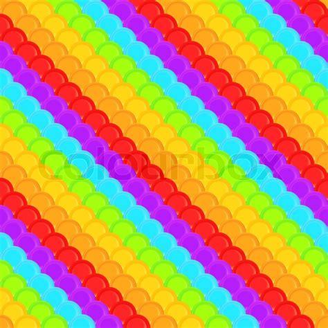 rainbow pattern seamless rainbow colored squama scale seamless background pattern