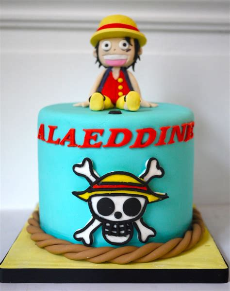 Luffy 1 Onepiece luffy one cakecentral