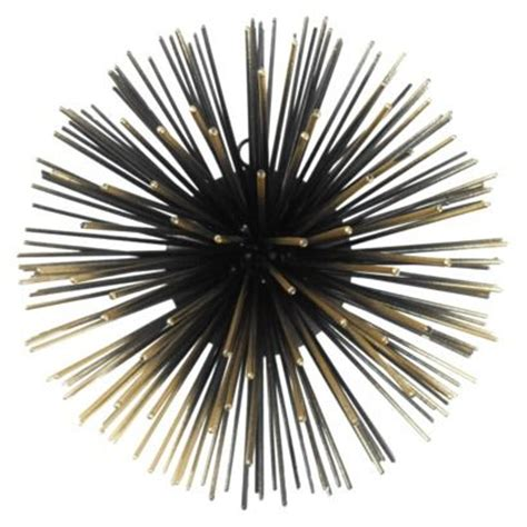 threshold metal urchin wall decor target threshold