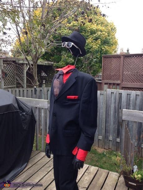 creative optical illusion halloween costumes