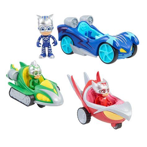 Spesial Mainan Edukasi Figur Pj Masks just play pj masks turbo blast vehicles gekko toys