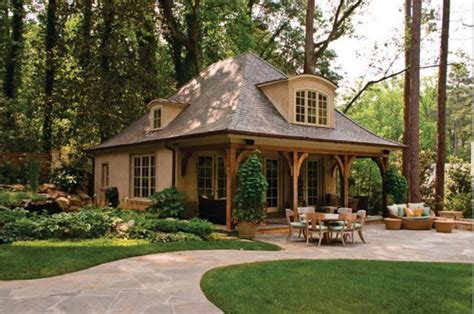 house plans with pool house guest house guest house pool house for the home pinterest