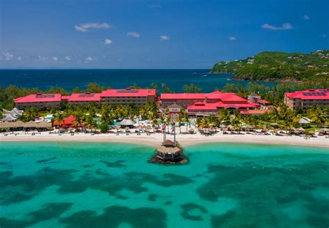 sandals grand st lucia best sandals in st lucia 2017 updated resort reviews