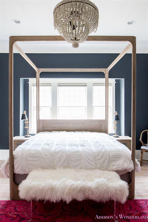Our Dark & Moody Master Bedroom   Addison's Wonderland