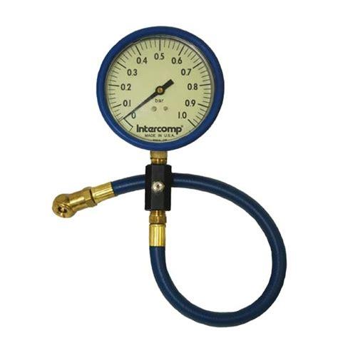Pressure 4 Inch intercomp 360071 4 inch ultra deluxe 0 1 bar air pressure