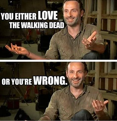 The Walking Dead Funny Memes - the walking dead memes true ecards cute sayings and