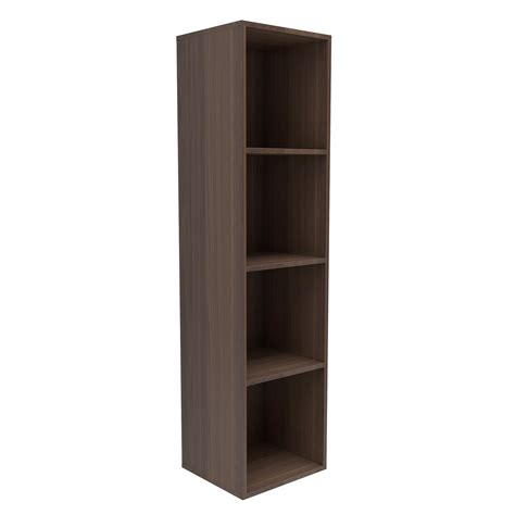 predrilled 4 cube shelving unit bookcases dvd home storage