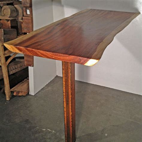 Live Edge Bar Table 43 Best Images About Edge Furniture On Pinterest Wood Kitchen Island Wood Slab Dining