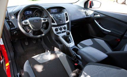 best auto repair manual 2012 ford focus instrument cluster ford focus se manual hatchback test review car and driver