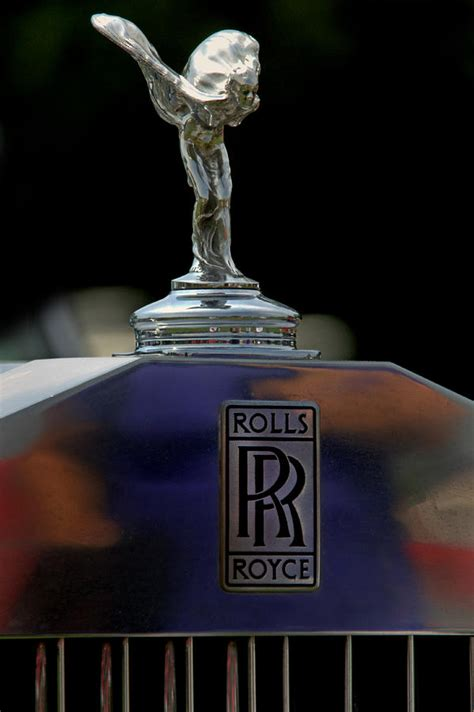 rolls royce ornament by jerry gammon