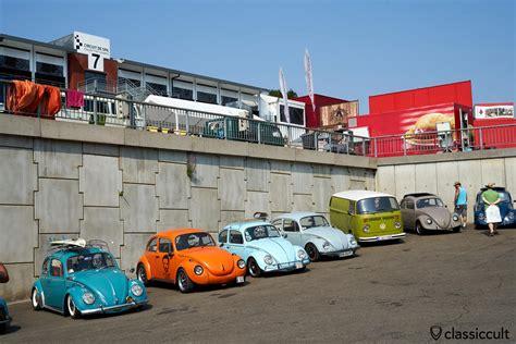 vw bug show spa belgium  classiccult