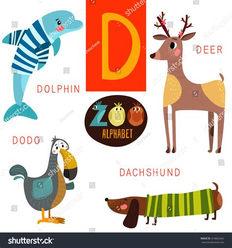 Animals That Start With The Letter D