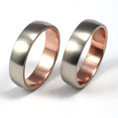 is the wedding band on the inside or outside black tungsten ring gold wedding band ring by