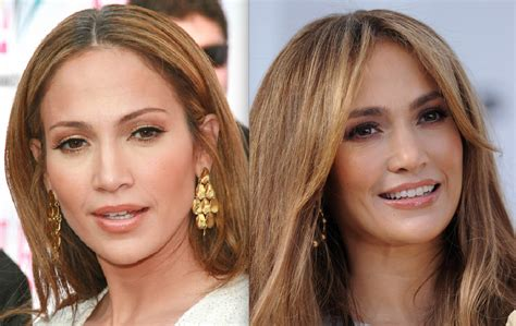 jennifer lopez eyebrows hot or not jlo s new brows huda beauty makeup and