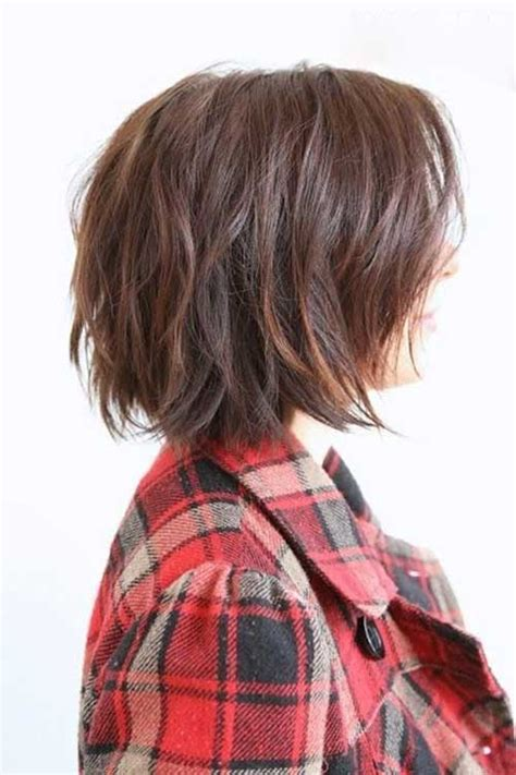 short haircusts for fine sllightly wavy hair 15 short layered haircuts for wavy hair short hairstyles