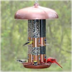 Bird Feeder Pet 7103 2 Copper Finish