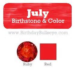 what color is july birthstone july birthstone meanings color and flower
