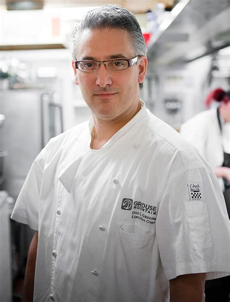 Chef Dino Chef Dino L Gazzola Is Dedicated To Sourcing The Finest