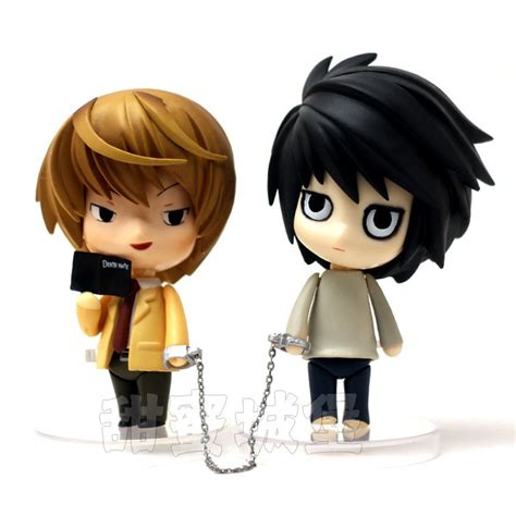 Nendoroid L Note Artikulasi 1 smile nendoroid note l 4 light yagami 1 2