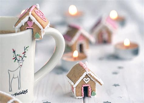 Mini Gingerbread House by 6 Diy Gingerbread Projects Amazing To Eat Handmade