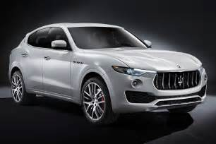 Maserati Build And Price 2017 Maserati Levante Pricing For Sale Edmunds