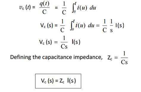 inductor laplace equation laplace transform inductor current 28 images laplace transforms and s domain circuit