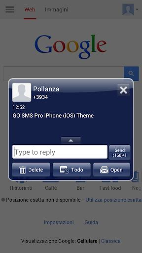 iphone themes go sms download go sms iphone ios theme google play softwares