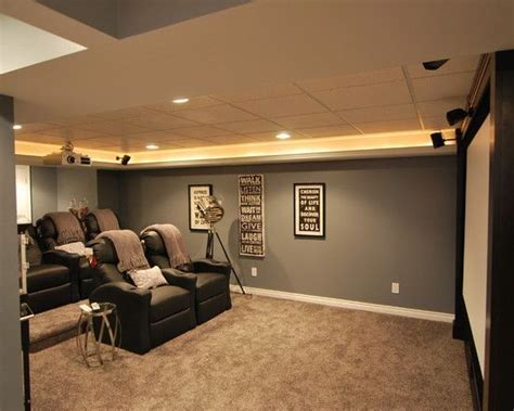 basement home theater design pictures remodel decor and