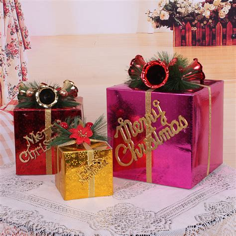 christmas gift box packaging box decoration christmas