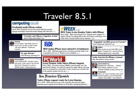 lotus traveler iphone lotus traveler for iphone setup in 45 minutes