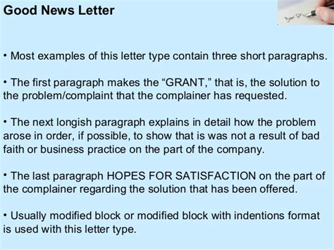 Effective Business Letter Ppt ppt on business letters and its types