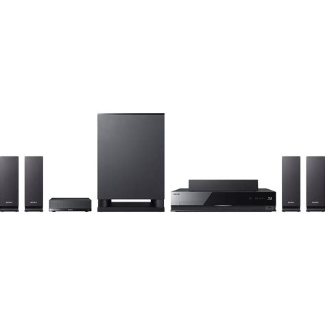 sony bdv e770w home theater system bdv e770w b h photo