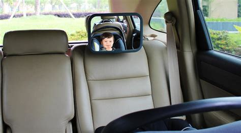 Baby Spiegel Auto by How To Use And Fit The Kid Transit Baby Car Mirror