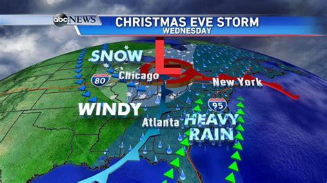 forecast rain on christmas eve sunny for christmas christmas forecast stormy week to bring severe weather