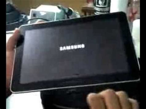 restablecer  fabrica recovery samsung galaxy tab  youtube