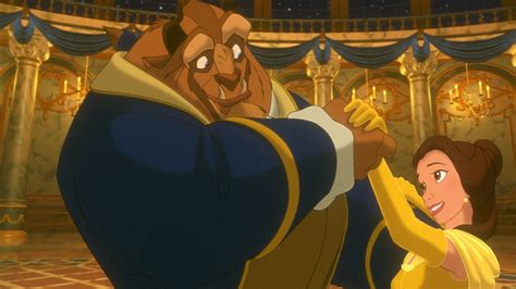beauty and the beast 1991 beauty and the beast 1991 review hollywood reporter