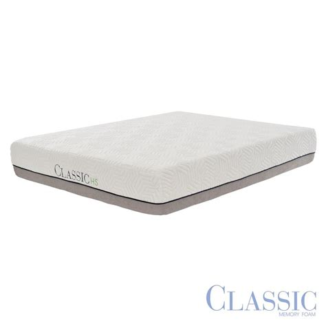 Memory Foam And Hybrid Mattress by Classic Hs Hybrid King Memory Foam Mattress El Dorado
