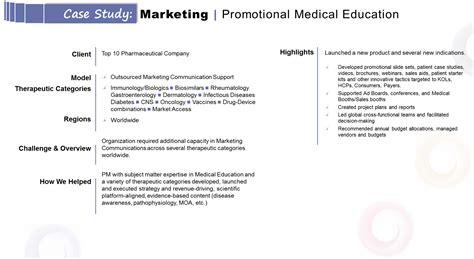 Marketing Education 2 by Studies 3sixty Pharma Solutions Llc