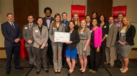 Siue Mba Study Abroad by Siue School Of Business Celebrates Student Achievement