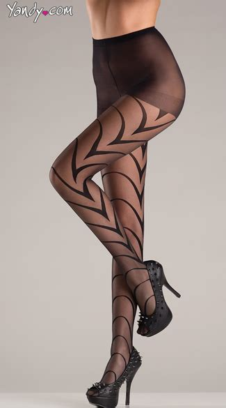 patterned tights 2017 art deco pantyhose artsy black pantyhose black patterned