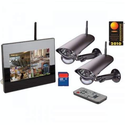 lorex lw2702 wireless lcd surveillance system review
