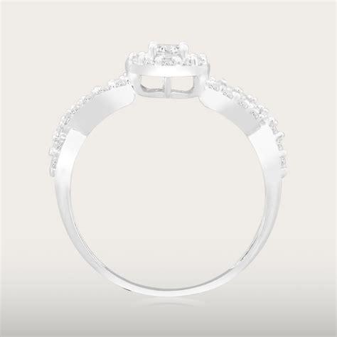 Cincin Berlian Emas Putih 75 jual cincin emas cincin pernikahan emas cincin emas putih