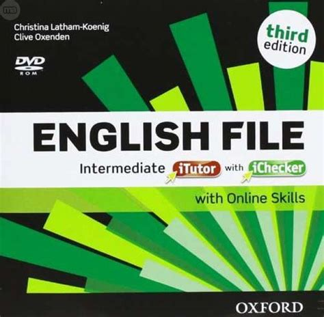 Mil Anuncios Com English File Intermediate 3 Edition