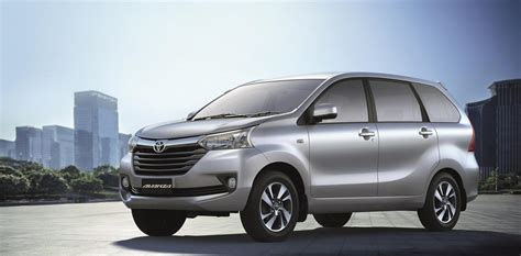 toyota automobile company update toyota avanza gets added safety cars co za