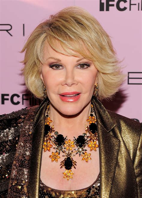Joan Rivers Hairstyles by Joan Rivers B O B Joan Rivers Hair Looks Stylebistro