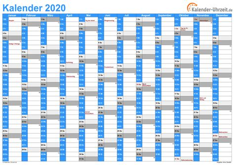 kalenderwochen